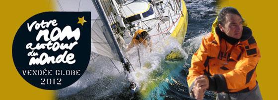 «Déchets Infos» partenaire presse du navigateur Bertrand de Broc, engagé dans le prochain Vendée Globe
