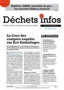 Déchets Infos n°14 — 9janvier 2013