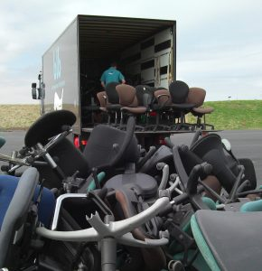 Agrément: Eco-mobilier tente d'imposer son barème
