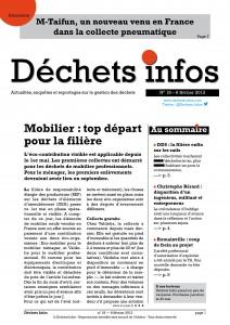 Déchets Infos n° 22 — 1<sup>er</sup> mai 2013