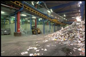 Ile-de-France : un embryon de «métropole des déchets»