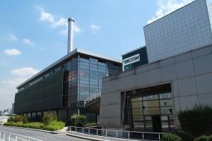 Le projet de reconstruction de l'usine d'Ivry a fait l'objet d'une dizaine de contributions d'auteurs inconnus.