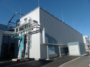 L'usine de traitement Vernéa enfin mise en service