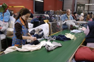 Textiles, la filière atypique <br/>repartie pour 6 ans