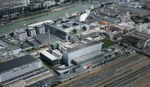Le devenir de l'usine d'Ivry fera partie des premiers gros dossiers de la nouvelle mandature. (photo : © Studio 4 Vents, Syctom)