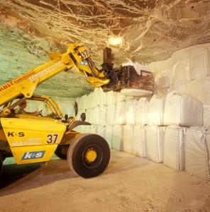 Refiom en mines de sel : <br/>«Pas plus de risque qu&rsquo;en ISDD»