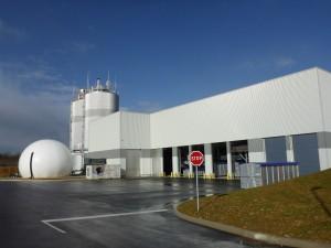 Trois nouvelles usines de TMB devraient être inaugurées cette année, dont celle de Chagny (71, ci-dessus), qui reçoit ces jours-ci ses premiers déchets.
