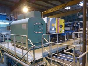 Biopole Angers : visite de l&rsquo;usine <br/>avec commentaires en stéréo Vinci / Veolia
