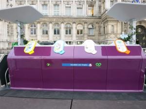 La marque Trilib' pourrait s'appliquer à des points d'apport volontaire multi-déchets d'un genre nouveau.