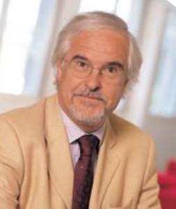 Bernard Hérodin, ex-DG d'Eco-Emballages, révoqué après l'éclatement de l'affaire de la trésorerie.
