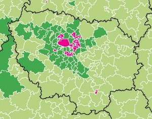 Le Syctom de l'agglomération parisienne pourrait avoir un périmètre différent de celui du Grand Paris.