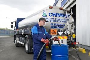 Collecte des huiles minérales usagées : <br/>retour des exigences de qualité