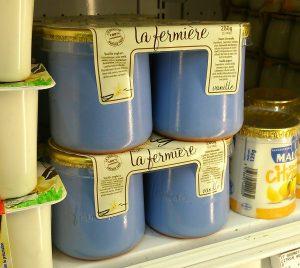 Le malus sur les contributions a vocation à s'appliquer entre autres sur les pots de yaourt en céramique.