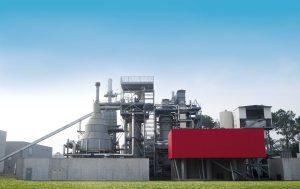 Pyrogazéification :<br/>CHO Power gazéifieles CSR et épure les gaz