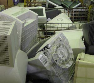 Plastiques bromés des DEEE:<br/>le principe de précaution appliqué à l'envers
