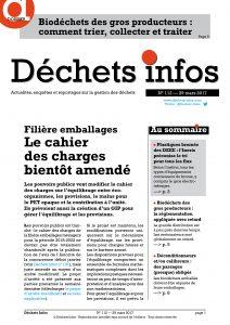 Déchets Infos n°112 — 29 mars 2017