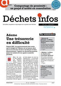 Déchets Infos n°114 — 3 mai 2017