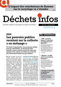 Déchets Infos n°116 — 31 mai 2017