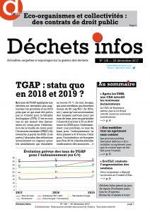 Déchets Infos n° 128 — 20 décembre 2017