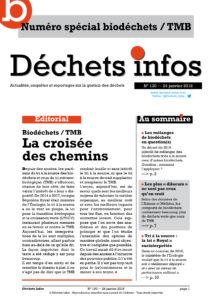 Déchets Infos n° 130 — 24 janvier 2018