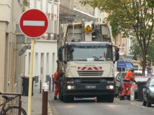 La CGT appelle à une grève illimitée public/privé dans le secteur des déchets