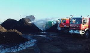 Incendies et plates-formes de compostage: causes, conséquences, prévention
