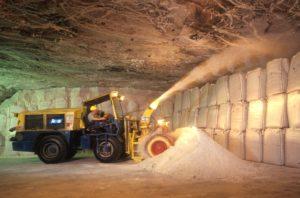 REFIOM en mines de sel: pourquoi il n'y a pas plus de risque qu'en ISDD