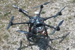 ISDND: des drones géomètres et «renifleurs» de méthane