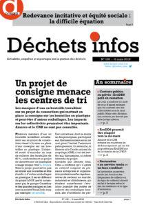 Déchets Infos n° 156 — 6 mars 2019