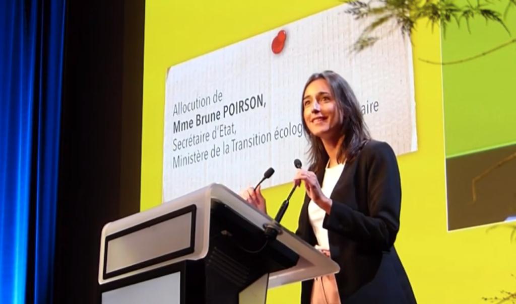 Le discours de Brune Poirson aux Assises nationales des déchets de Nantes, le 3 octobre 2019
