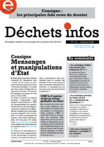 Déchets Infos n° 175 — 8 janvier 2020