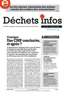 Déchets Infos n° 176 — 22 janvier 2020