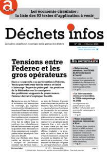 Déchets Infos n° 177 — 5 février 2020