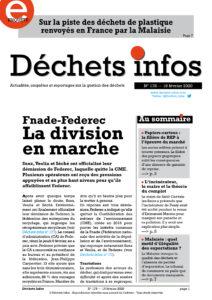 Déchets Infos n° 178 — 19 février 2020