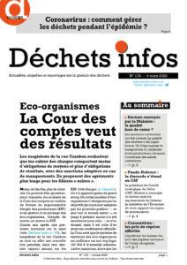 Déchets Infos n° 179 — 4 mars 2020