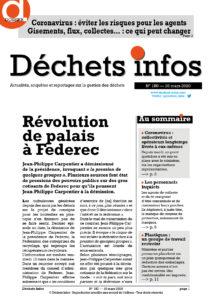 Déchets Infos n° 180 — 18 mars 2020