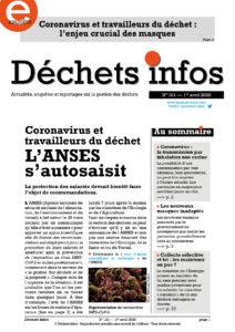 Déchets Infos n° 181 — 1er avril 2020