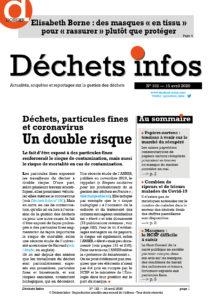 Déchets Infos n° 182 — 15 avril 2020