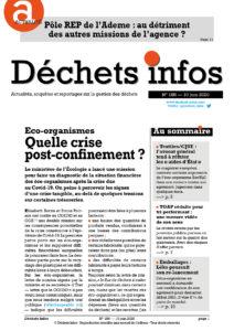 Déchets Infos n°186 — 10 juin 2020