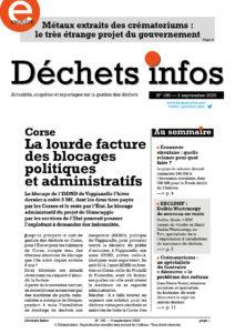 Déchets Infos n°190 — 9 septembre 2020