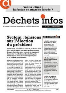 Déchets Infos n° 192 — 7 octobre 2020