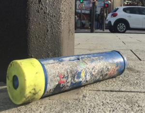 Protoxyde : les cartouches de gaz qui ne font par rire les collectivités