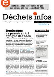 Déchets Infos n° 197 — 16 décembre 2020