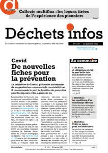 Déchets Infos n°199 — 20 janvier 2021