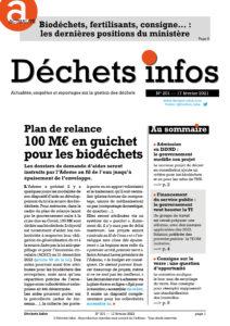 Déchets Infos n° 201 — 17 février 2021