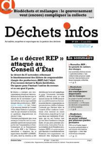 Déchets Infos n° 208 — 2 juin 2021
