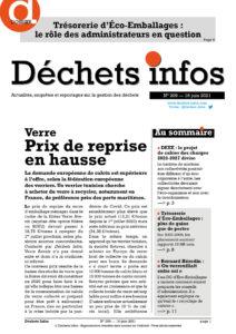 Déchets Infos n° 209 — 16 juin 2021