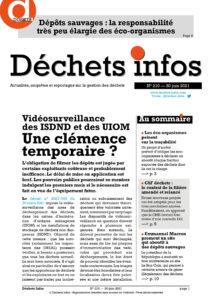 Déchets Infos n° 210 — 30 juin 2021
