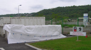 REP bâtiment (PMCB) : amiante plafonné, déchets POP et interdits oubliés